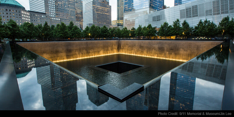 National September 11 Memorial and Museum New York City