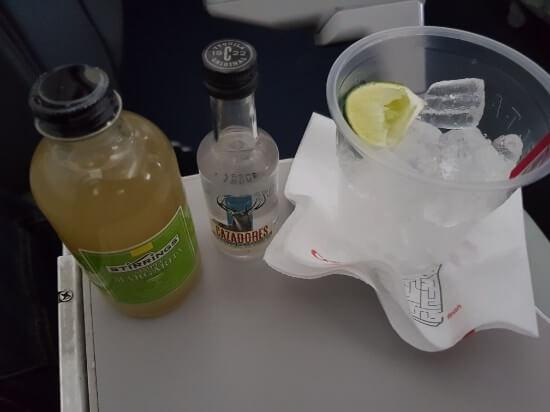 Delta Drinks Margarita