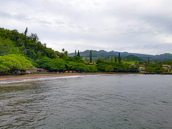 Hana Bay Maui