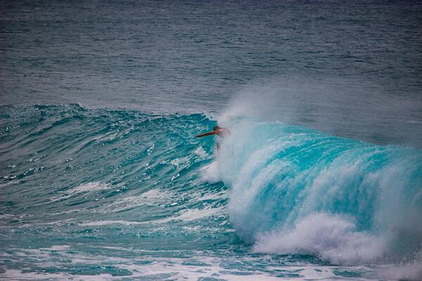 Napili Bay - Surfing