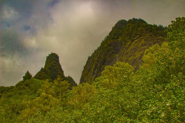 Iao Needle - Iao Valley