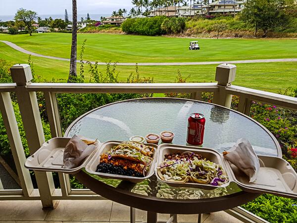 Maui Tacos - Wailea Villa Lanai