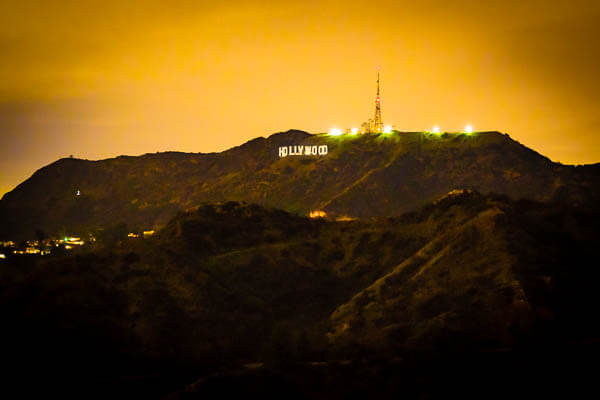 How to View the Hollywood Sign
