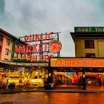 Pike Place Market - Entrance