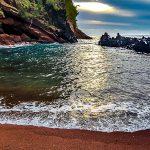 Red Sand Beach 2