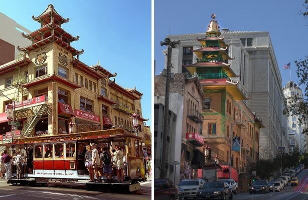 San Francisco Chinatown sing chong sing fat