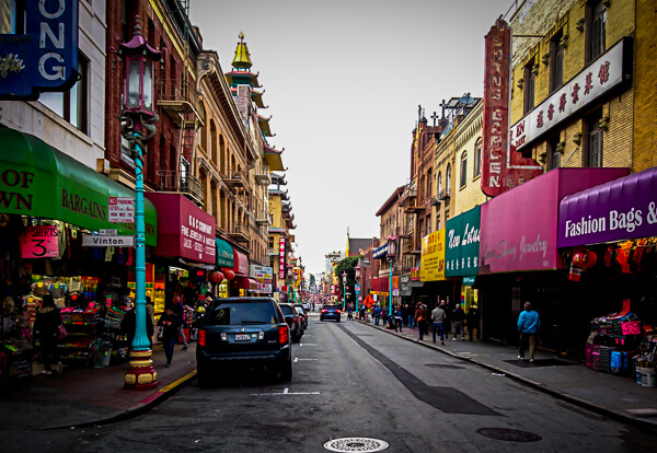 Chinatown San Francisco Attractions