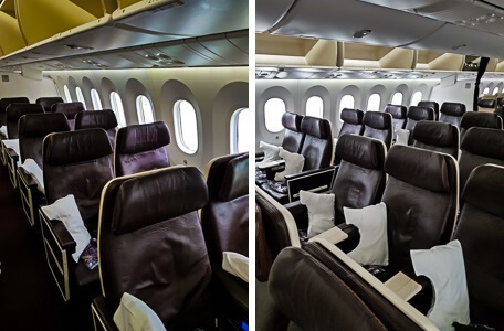 Virgin Atlantic Premium Economy-seats