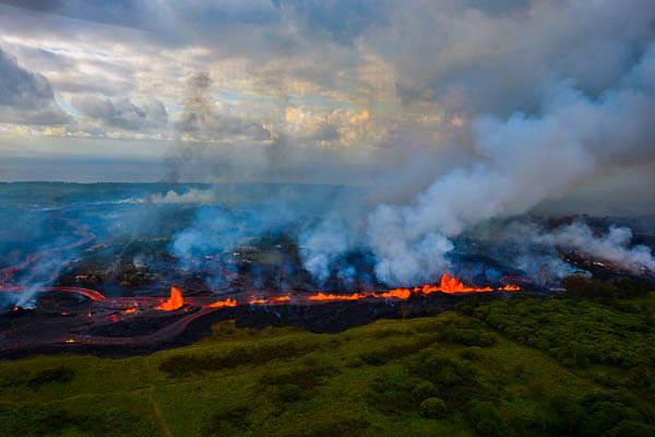Kilauea Rift Zone