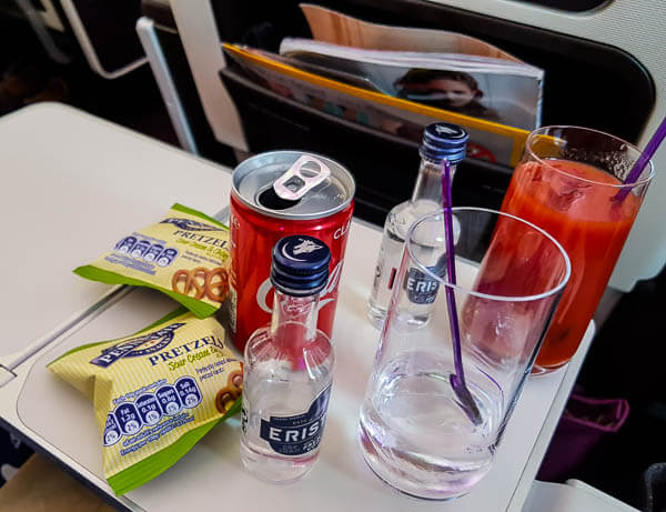 Virgin Economy Drinks