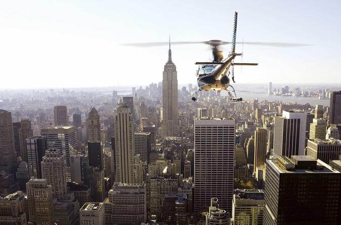 Best New York Helicopter Tours 2019
