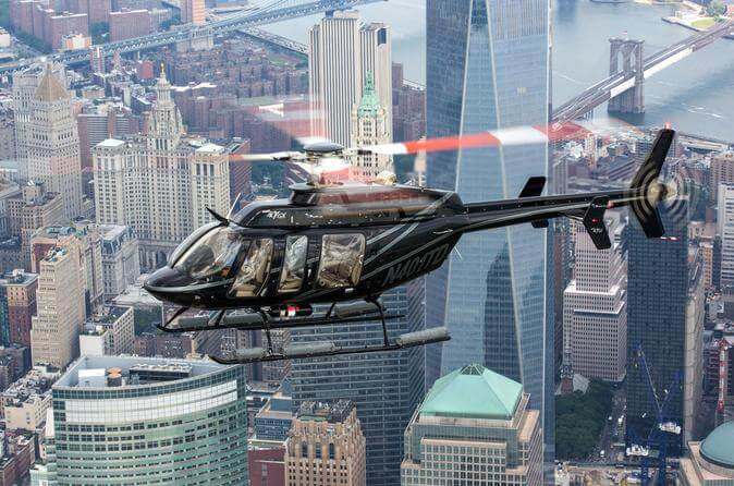 new york helicopter tour ultimate manhattan sightseeing in new york city