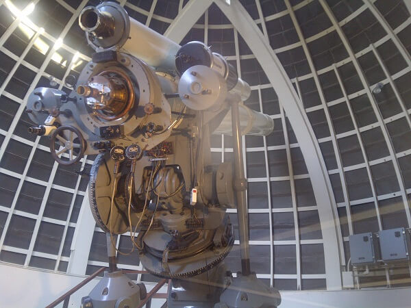 Griffith Park Los Angeles Observatory Telescope