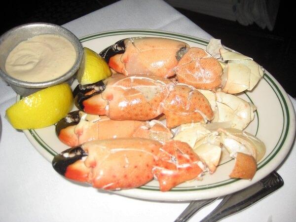 Joes Stone Crabs