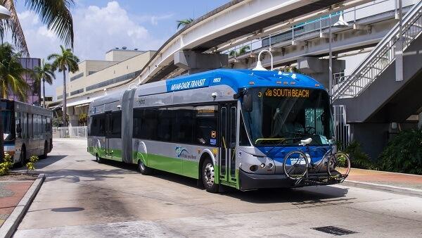 Miami Dade Transit route