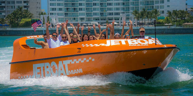 Jetboat Miami