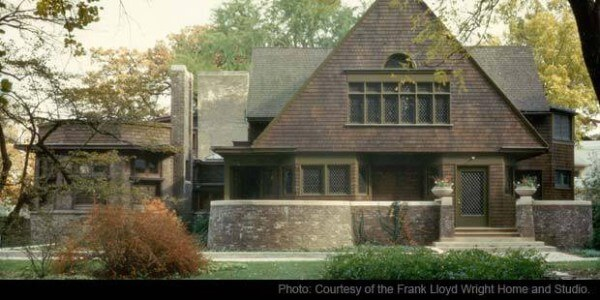 Frank Lloyd Wright Home and Studio Tour