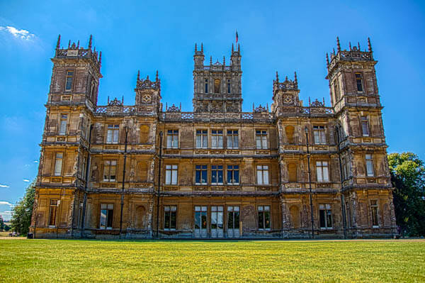 Highclere hdr
