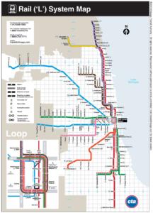 cta map L system