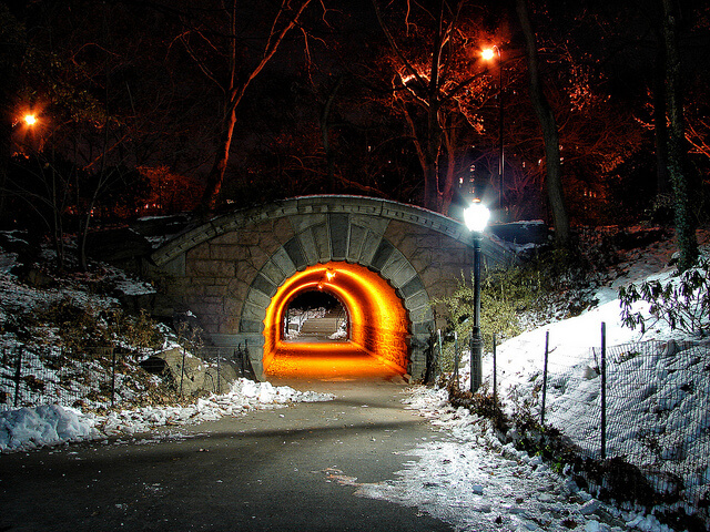Inscope Arch Central Park