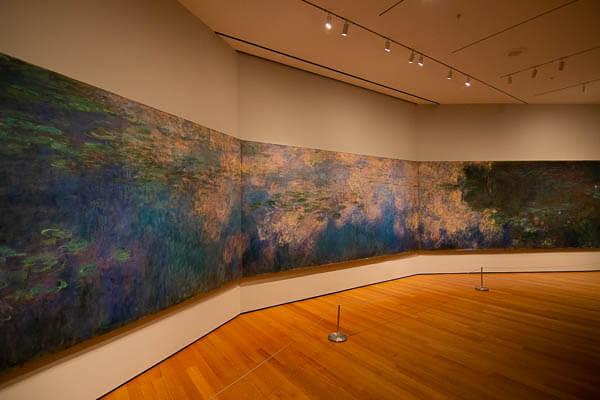 Monet Waterlillies
