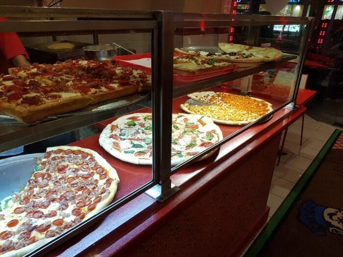NYC Famous Amadeus Pizza