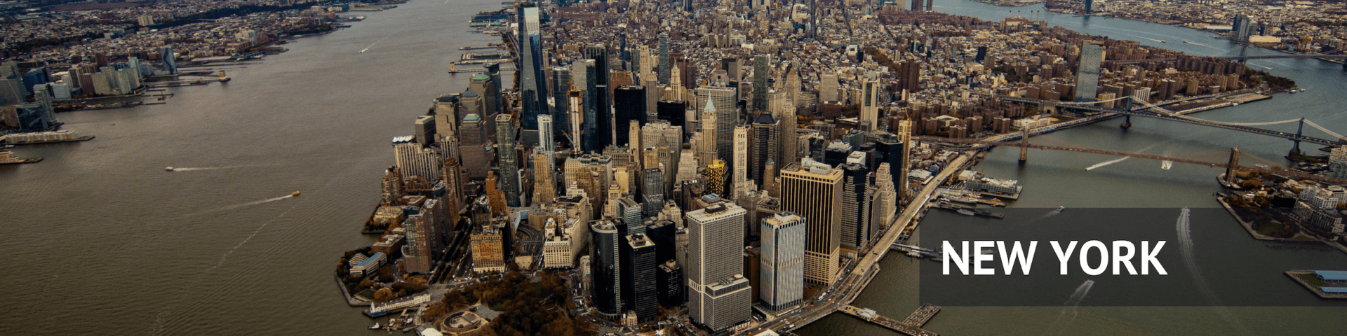 New York header