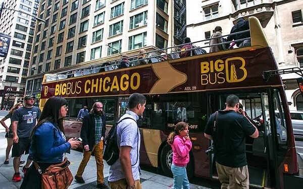 Hop On Big Bus Tours Chicago