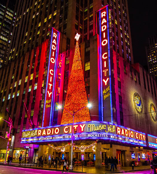 Radio City Hall
