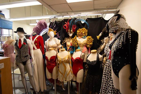 Rockettes Costumes