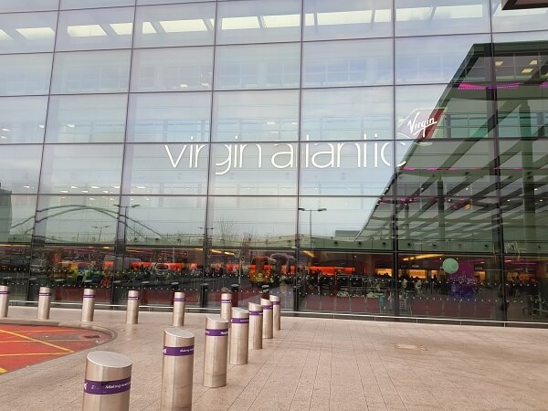 Virgin Atlantic Heathrow