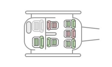 FlyNYON's Bell 206l LongRanger  Seat Layout