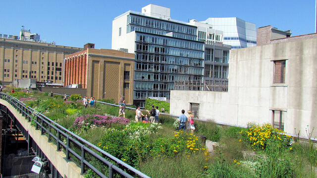 What Is The High Line New York City?