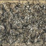 Jackson Pollock one Number 34