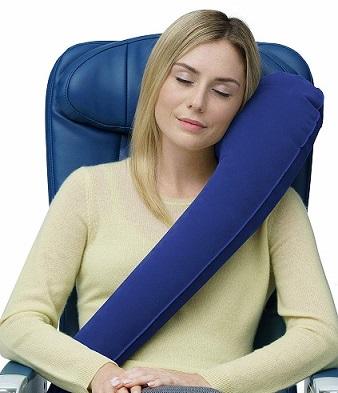 Odd belt pillow