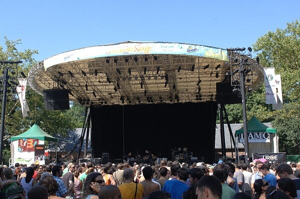 Summerstage Venue