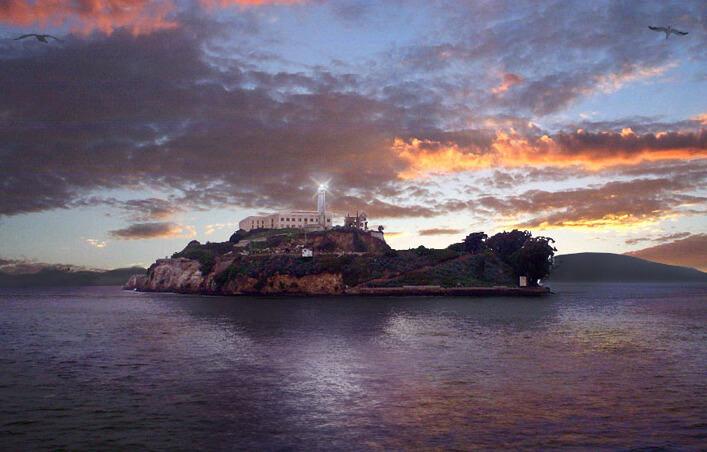 Visiting Alcatraz, San Francisco