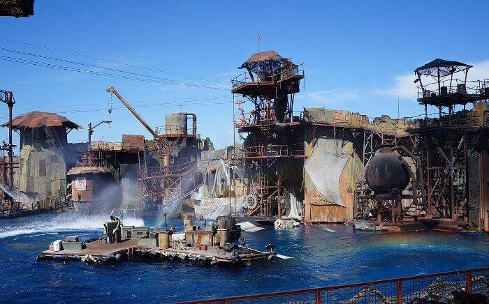 Universal Studio Waterworld