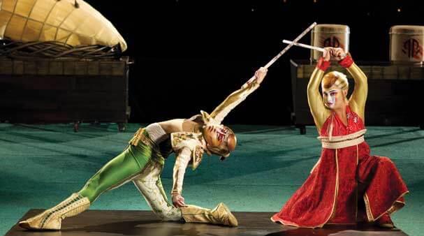 KA Cirque Du Soliel