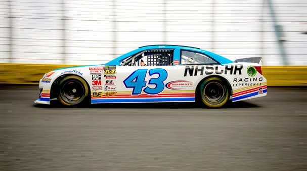 Richard Petty Drive Along