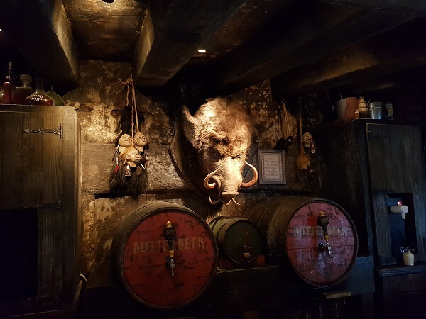 Hogs Head Hogsmeade