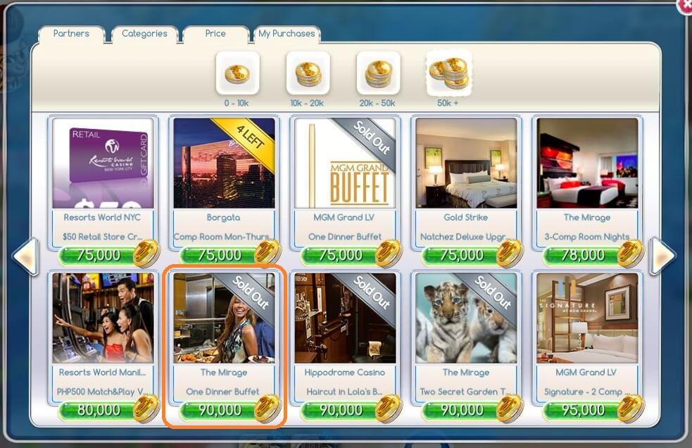 Vegas Apps With Rewards