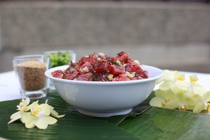 What is Hawaiian Poke