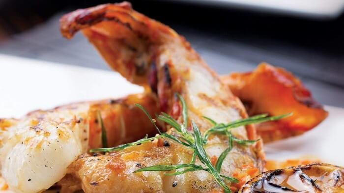 Lobster sterling brunch