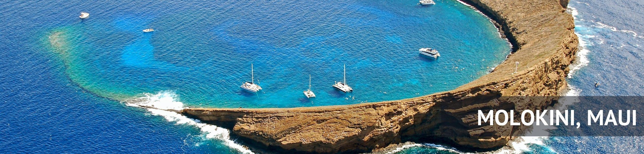 Molokini Snorkeling Maui