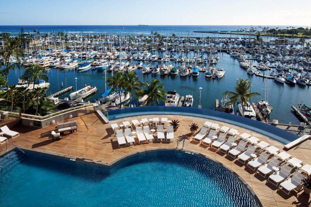 Prince Waikiki Pool