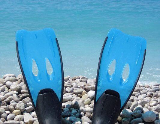 Snorkel Fins Flippers