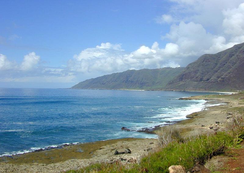 Makua Beach Area
