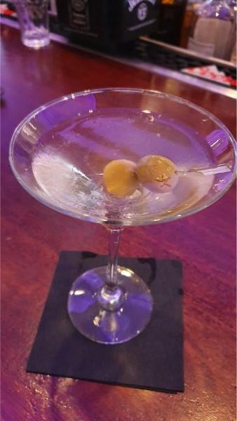 Ocean One Martini
