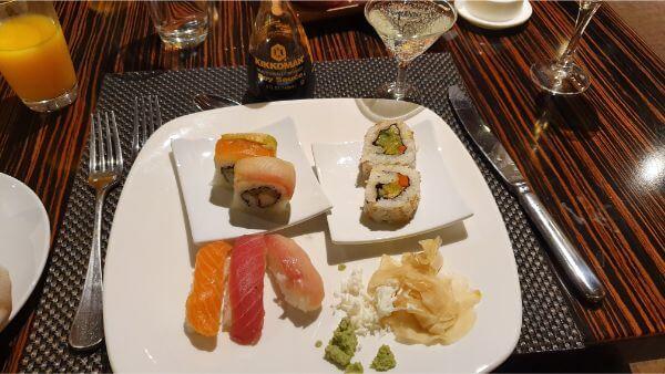 sterling Brunch Sushi